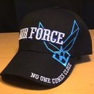 AIR FORCE BLUE WINGS LOGO CAP