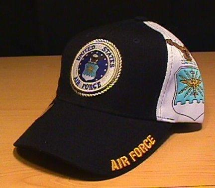 AIR FORCE GLIMPSE LOGO CAP
