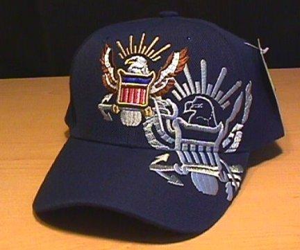 NAVY SHADOW CAP - NO TEXT