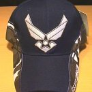 AIR FORCE WINGS LOGO W/URBAN CAMO ACCENTS
