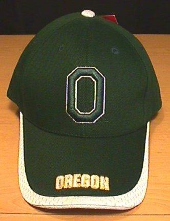 "OREGON DUCKS ""O"" LOGO CAP"
