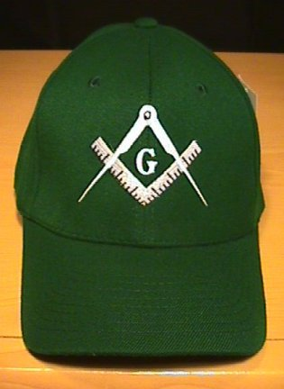 MASON #2 LOGO FLEXFIT CAP - GREEN