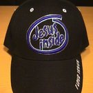 JESUS INSIDE CAP - BLACK