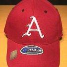 ARKANSAS RAZORBACKS FLEXFIT CAP