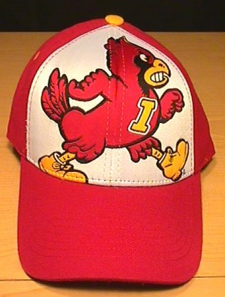 IOWA STATE CYCLONES FLEXFIT - LARGE LOGO