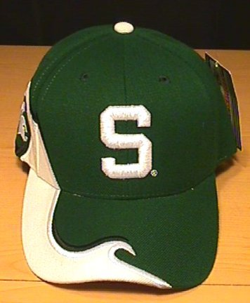 MICHIGAN STATE SPARTANS CREST CAP