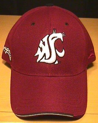 WASHINGTON STATE COUGARS EXPANDER CAP