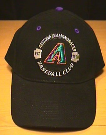 ARIZONA DIAMONDBACKS LAST CUT CAP