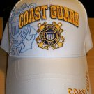 COAST GUARD HAT - WHITE