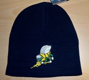 NAVY SEABEES WINTER BEANIE - NAVY