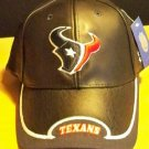 NFL LEATHER HAT - HOUSTON TEXANS