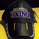 NFL LEATHER HAT - MINNESOTA VIKINGS