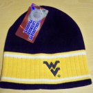 WV MOUNTAINEERS WINTER KNIT BEANIE #1