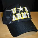 ARMY TEXT W/STAR SHADOW CAP #2