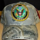 ARMY CIRCLE LOGO SHADOW CAP - DIGITAL CAMO
