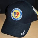 EMERGENCY TECHNICIAN CAP #1 - BLACK