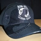 POW-MIA SUBDUED SHADOW CAP - BLACK