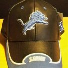 NFL LEATHER HAT - DETROIT LIONS