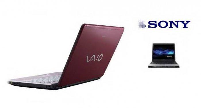 Sony Vaio BX540 Notebook