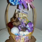 Somebunny Loves Me Easter Gift Basket for Dogs