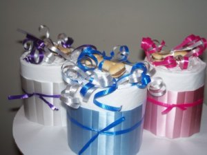 Mini Pupcakes 6 Pack Puppy Shower Novelty Gift