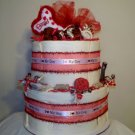 Special Order:  My Furry Friend 2 Tier Puppy Training Pad Cake