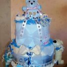 It's a Boy Mega Cake