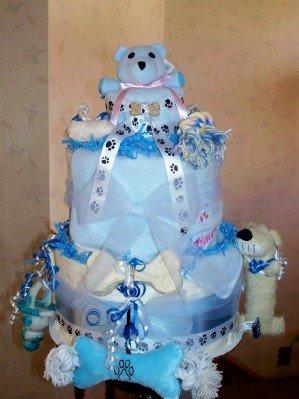 It's a Boy Mega Cake