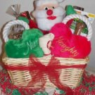 Naughty or Nice? Doggy Gift Basket
