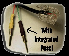 Custom Length Fused Invisicord for Escorts, Beltronics, and Valentine 1