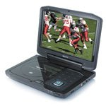 Memorex MVDP1102 10.2&quot; Portable Widescreen DVD Player