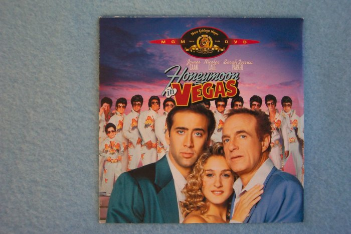 Honeymoon in Vegas (Brand New DVD)