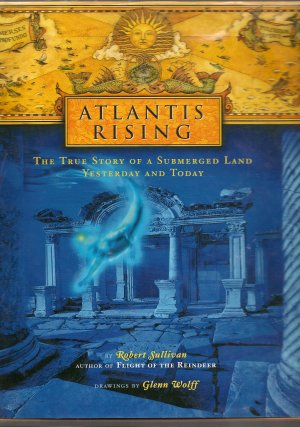 Atlantis Rising (Oversized Hardcover--Tongue in Cheek Fiction)