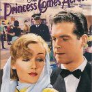 The Princess Comes Across (VHS Movie)