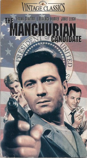 film review of the manchurian candidate