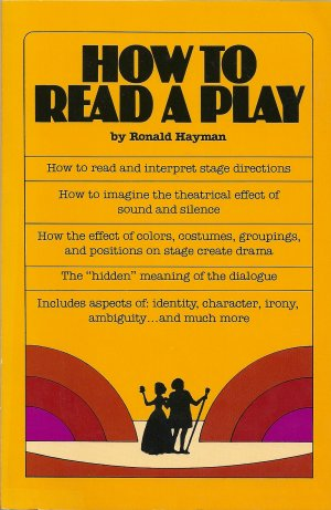 How To Read A Play (Softcover)
