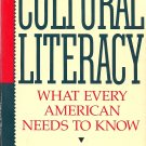 Cultural Literacy (Softcover)