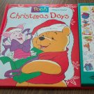 Pooh Christmas Days (Play-a-Sound Children's Audio Book)