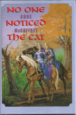 No One Noticed the Cat (Hardcover Science Fiction Book)