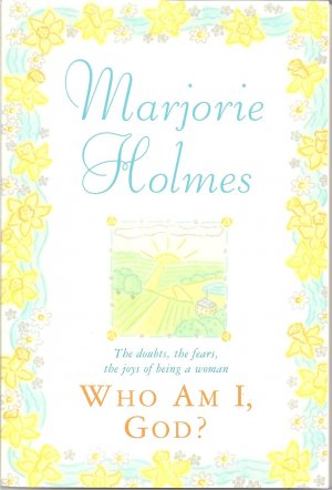 Who Am I, God (Softcover Nonfiction Book)