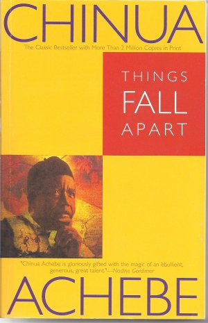 Things Fall Apart (Softcover Fiction Book  ISBN:  0385474547)