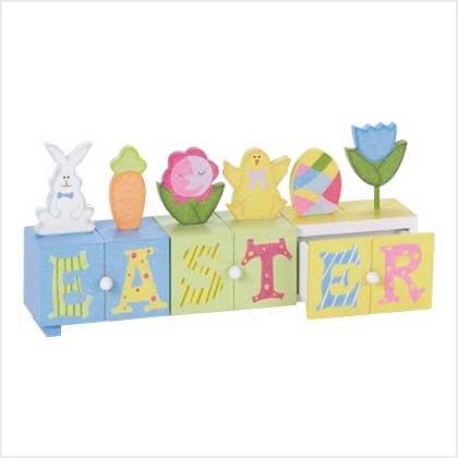 38810 Easter Drawer Box