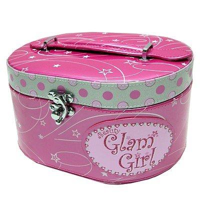 glam girl make up fashion case