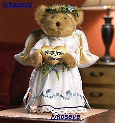 angel bear not just for the holidays for every day love