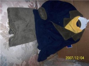 4PC TODDLERS NWT A MUST SEE OUT FIT WITH HAT A MUST