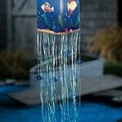 THIS GREAT LIGHED FISH WINDSOCK WILL LOOK GREAT OUTSIDE