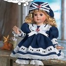 little sailor doll too cute not to have beautiful  new