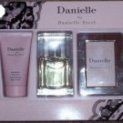 DANIELLE   BY STEEL GREAT 3PC SET BY A GREAT WRITER NIB