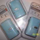 Belkin  Leather Pouch for iPod Minis (Blue) Belkin F8E579-BLU-APL Leather Pouch