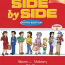 Side by Side Book 2 by Steven J. Molinsky and Bill Bliss (2001, Paperback)